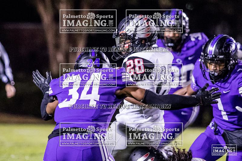 Ridge View Varsity Football vs Westwood Playoff-29