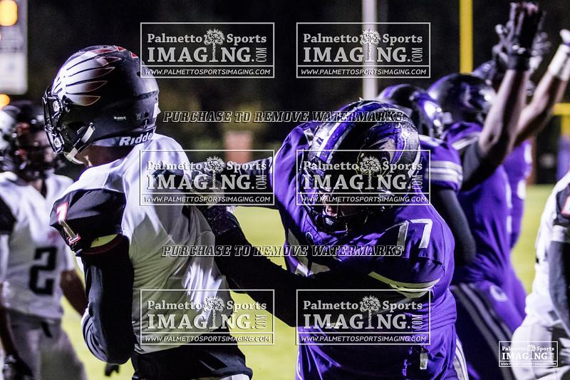 Ridge View Varsity Football vs Westwood Playoff-44