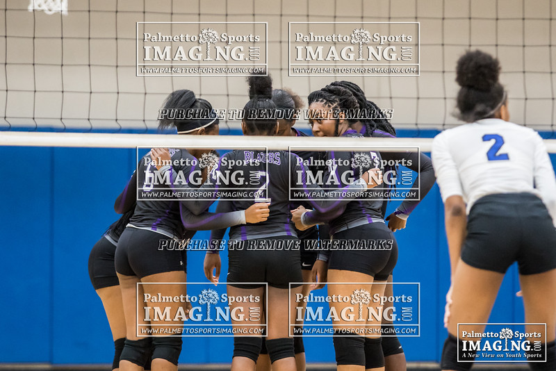 Ridge View JV Volleyball vs Dreher