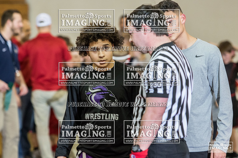 Ridge View Wrestling vs GHS NA-1