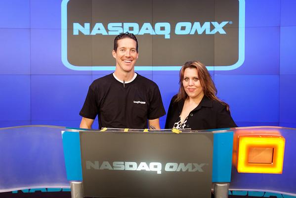SmugMug visits NASDAQ