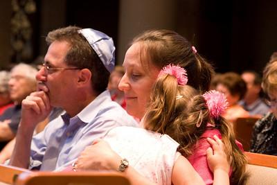 Julie Greenwald -- Florence Melton Adult Mini-School of Greater Washington Graduation 2008 -- Partnership for Jewish Life and Learning