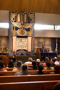 Dr. James Hyman -- Florence Melton Adult Mini-School of Greater Washington Graduation 2008 -- Partnership for Jewish Life and Learning