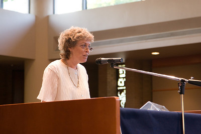 Lynn Arons -- Florence Melton Adult Mini-School of Greater Washington Graduation 2008 -- Partnership for Jewish Life and Learning