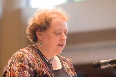 Margie Beaudry --Florence Melton Adult Mini-School of Greater Washington Graduation 2008 -- Partnership for Jewish Life and Learning