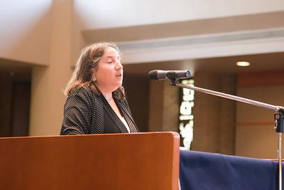 Jackie Land -- Florence Melton Adult Mini-School of Greater Washington Graduation 2008 -- Partnership for Jewish Life and Learning