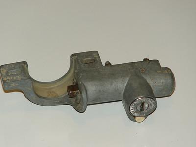 Oval Neimann Steering Lock