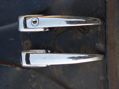 '56-'59 Ice Pick Door handles (Pair)