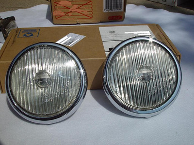 Bosch Clear lense Fog lights *SOLD!