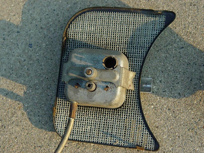 VW Beetle VDO Gas Gauge (60's)