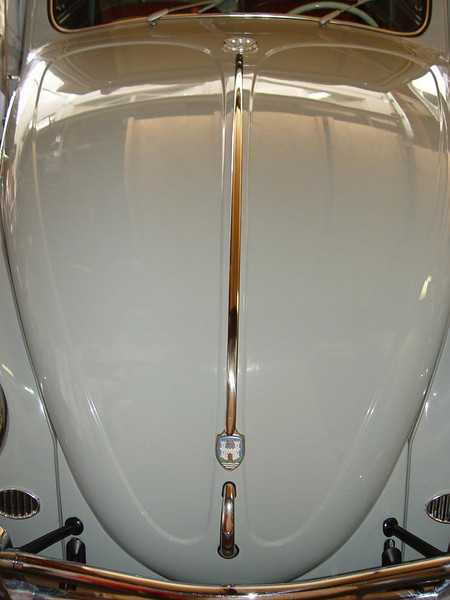 Mid 60's Front Hood
