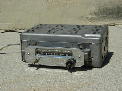 """Motorola Big """"M"""" Radio"""