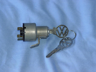 NOS '64-'66 VW Bus Ignition Switch