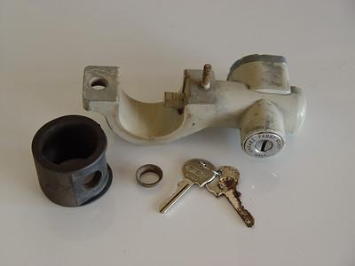 Neimann Steering Lock