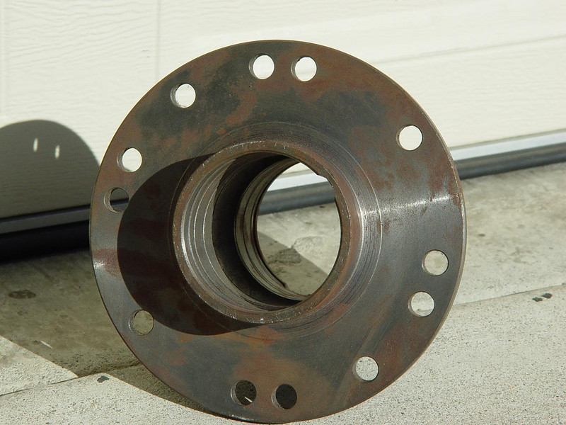 Johnny's Speed & Chrome Snap Ring Super Diff. - $145<br /> Brand new in the box. Storerage surface rust.