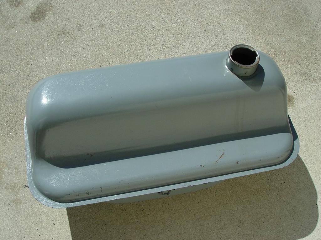 VW Bettle Humpback Gas Tank ('57-'60). - *SOLD*