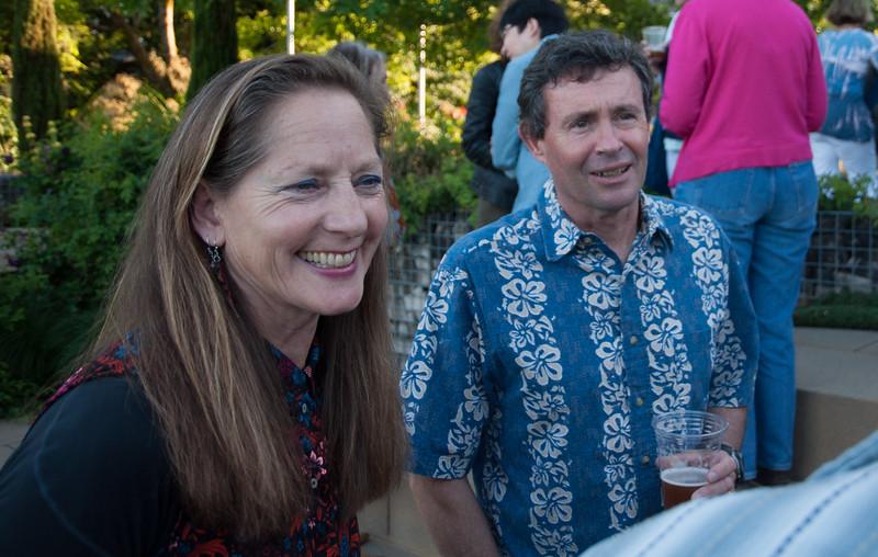Nancy and B'LA-kay