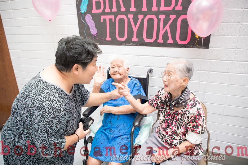 H08A7965 Toyokos 100th Birthday Party LDS Church Liliha Kapalama Oahu Hawaii