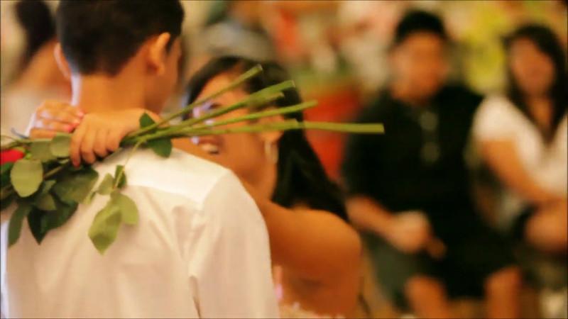 Kathrina Sweet Sixteen Roses Dance