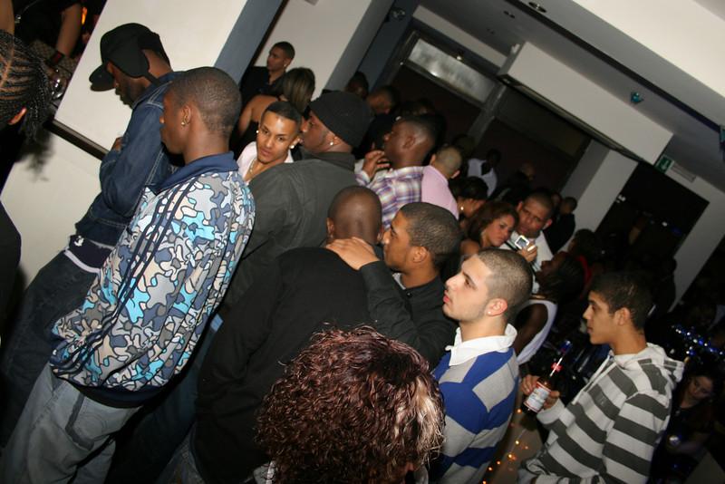 DJ Ironik Video Launch Party, Bar Apogee, London, 8th December 2007