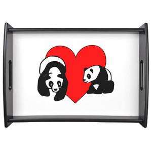 Panda Bear Love