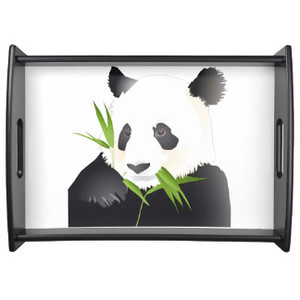 Panda Bear Party Trays