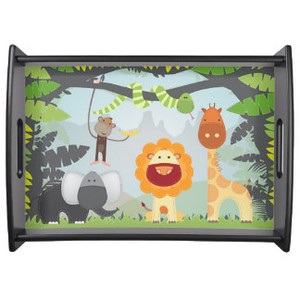 Jungle Fun Trays
