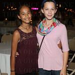 Haley Cardwell and Miriam Rarick.