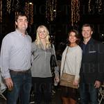 David Jennins, Mary Jennings, Michaela Skura and Mike Skura.