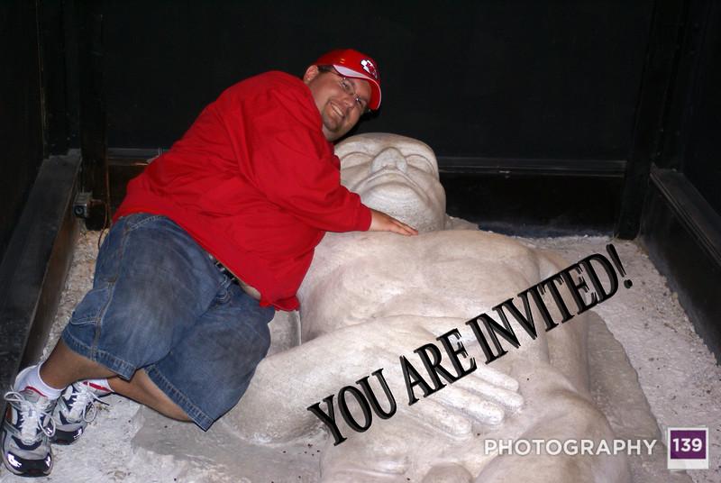 2009 Birthday/Housewarming Party Invitation
