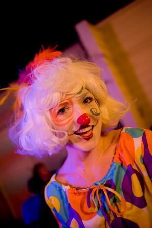clown vs mime