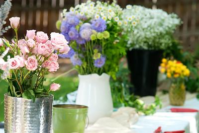 Flower Crown Tea Party