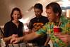 misty threw a fondue party on saturday! it was fun.