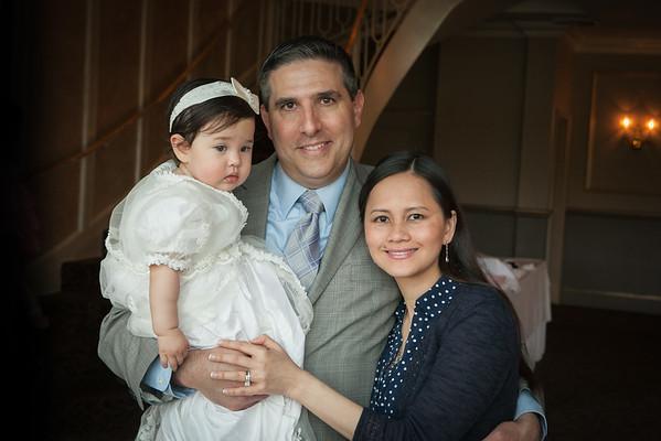 Tedeschi Baptism
