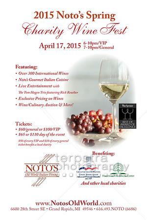 Spring 2015 Charity Wine Fest