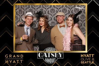 February 28, 2014 - Hyatt Seattle Associate Banquet