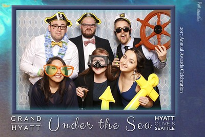 January 20, 2017 - Hyatt Seattle