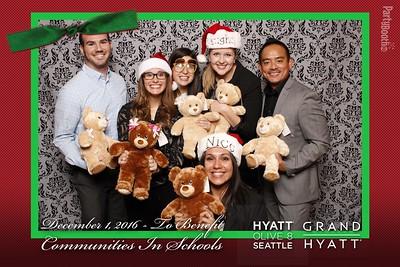 December 1, 2016 - Hyatt Seattle Open House