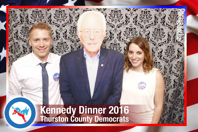 The Thurston County Democrats 2016 Kennedy Dinner