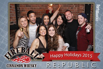 December 5, 2015 - RE:Public Holiday Party