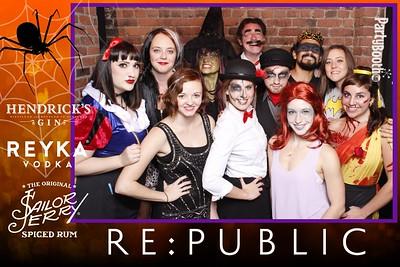October 31, 2015 - Re:Public Halloween