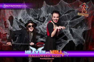 October 31, 2013 - Snoqualmie Halloween