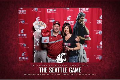 August 28, 2014 - WSU Alumni - The Seattle Game