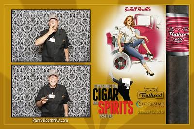 October 13, 2013 - Washington Cigar and Spirits Festival