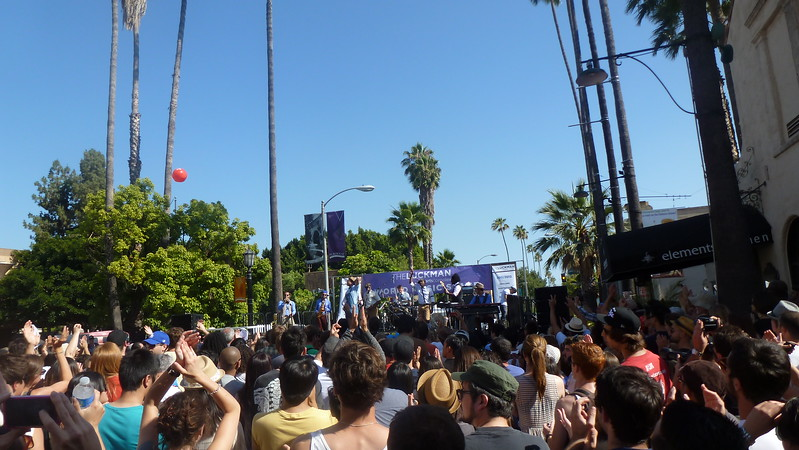 Pasadena Concert French Pop June 2011