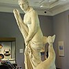 Venus with Dolphin. Archetype for one of Lady Gaga's hairstyles.