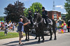 Coming Home Parade, Saturday, July 21, 2012<br /> Lining up at the Rec Centre