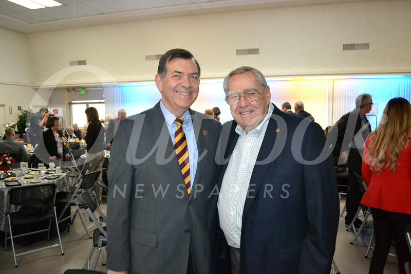 C.L. Keedy and Gary Hayward