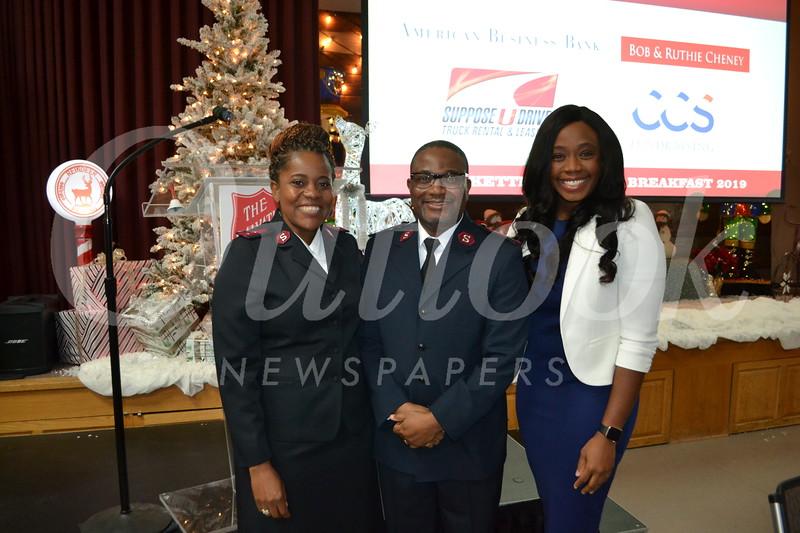 Rutendo and Terry Masango with Adaobi Gwacham