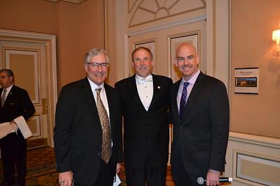 Luke Welsh, Mark Heydorff and Tim Murphy